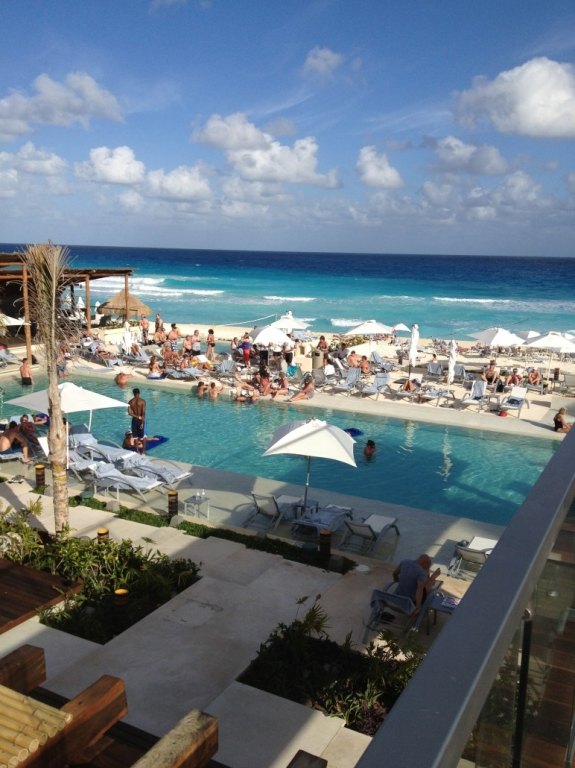 Secrets The Vine Cancun Resorts & Spa Mexico Address And Map