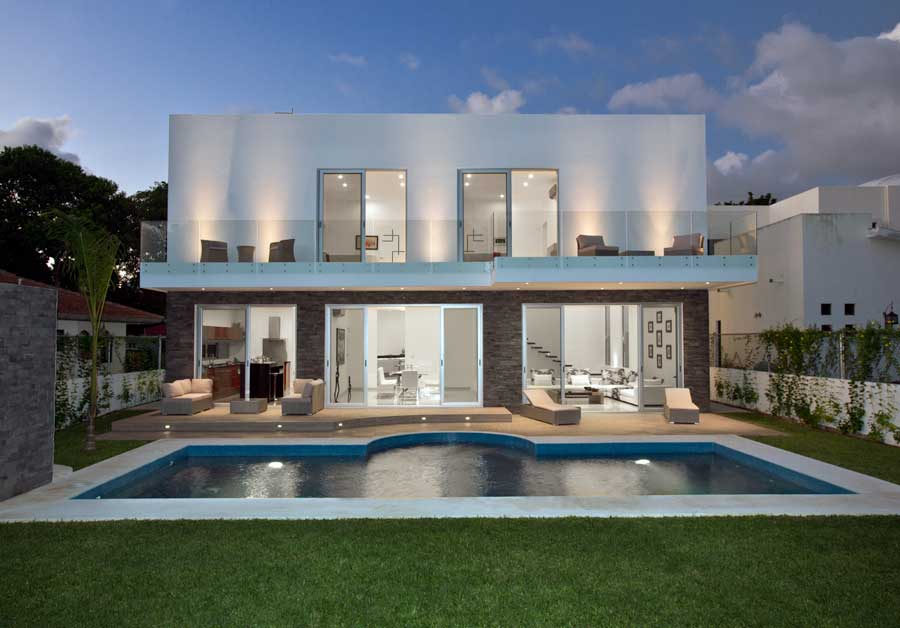 Century 21 caribbean paradise cancun quintana roo for Decoration villa de luxe