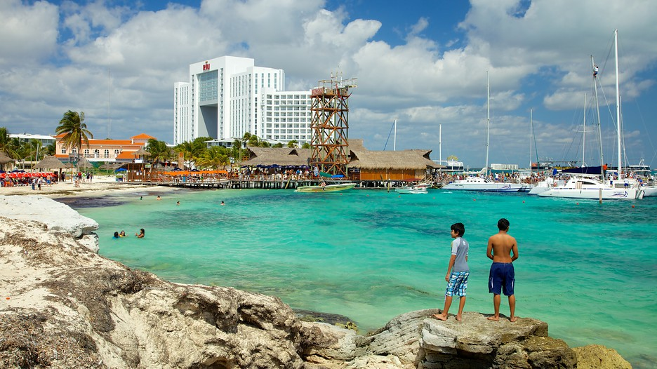 Playa Tortugas Cancun Mexico Address And Map