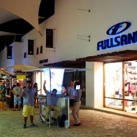 Playa Del Carmen shopping