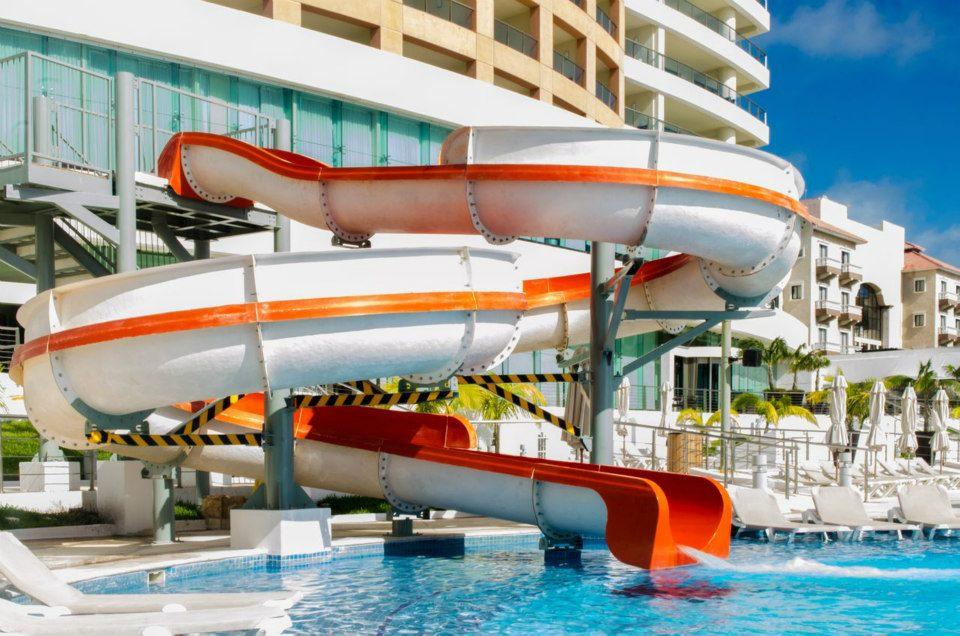 Beach Palace Resort Cancun