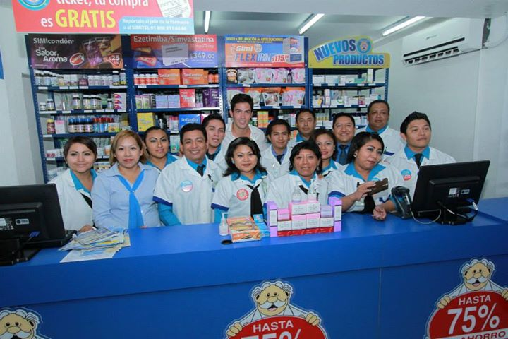 Farmacias bazar playa del carmen