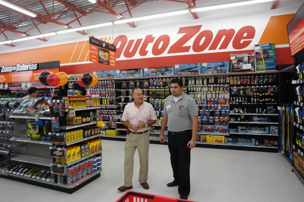 AutoZone Mexico @autozonemexico. Actualmente AutoZone es la cadena líder en venta y distribución de refacciones, accesorios y productos automotrices tanto en Estados Unidos como en México.