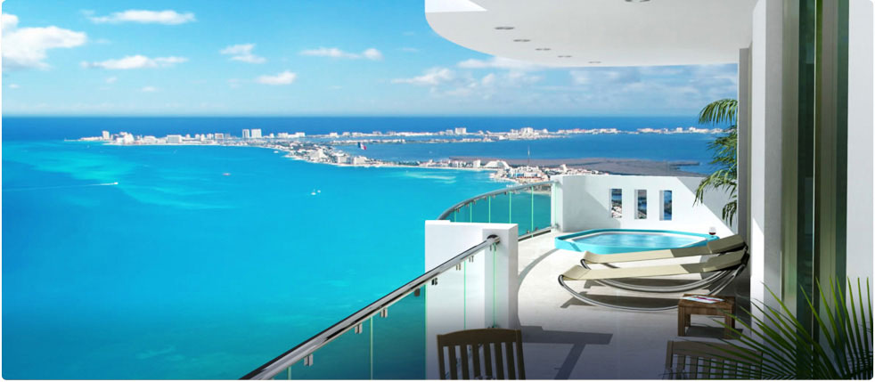 Top cancun real estate quintana roo for Actual home cancun