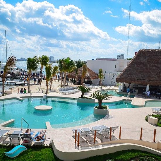 Canc 250 N Bay Resort Cancun Quintana Roo