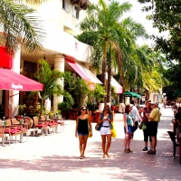 playa del carmen 5th av