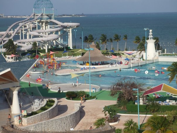 Wet N Wild Cancun Water Park Mexico Address And Map
