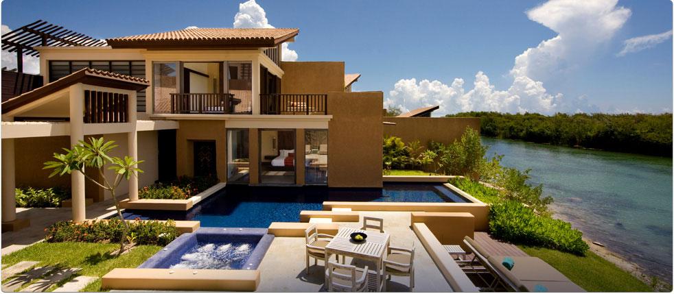Villas playa del carmen quintana roo for Villas quintana roo
