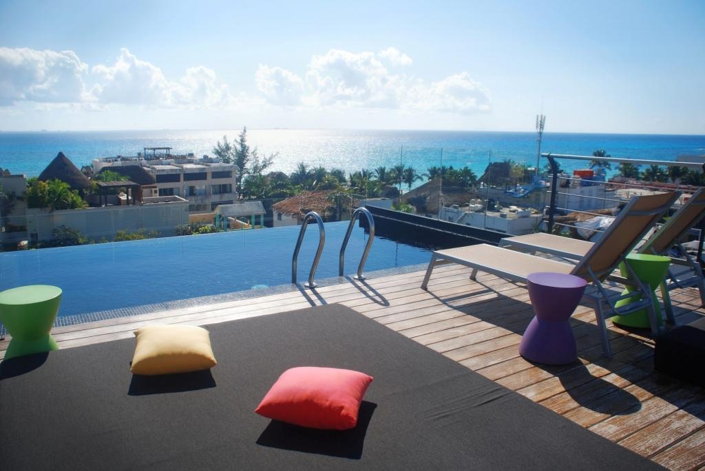 Koox la mar club aparthotel playa del carmen quintana roo for Apart hotel jardin del mar la serena