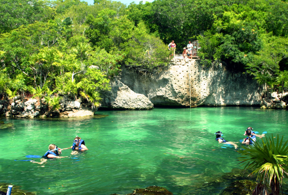 Natural Water Park Mexico