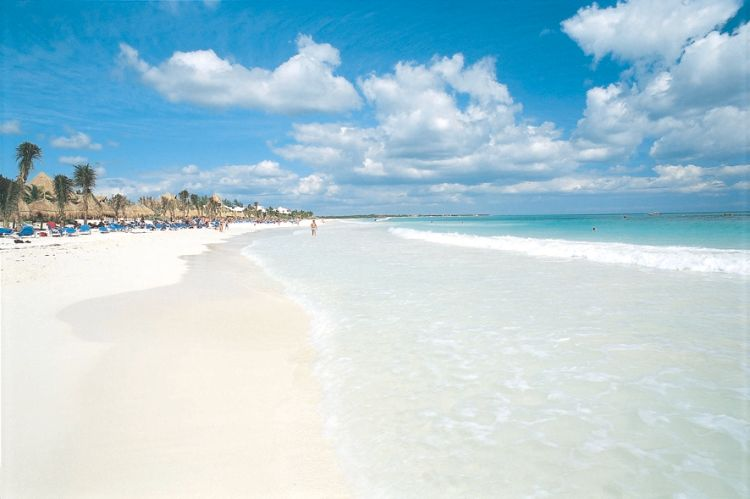 Playa Maroma Beach
