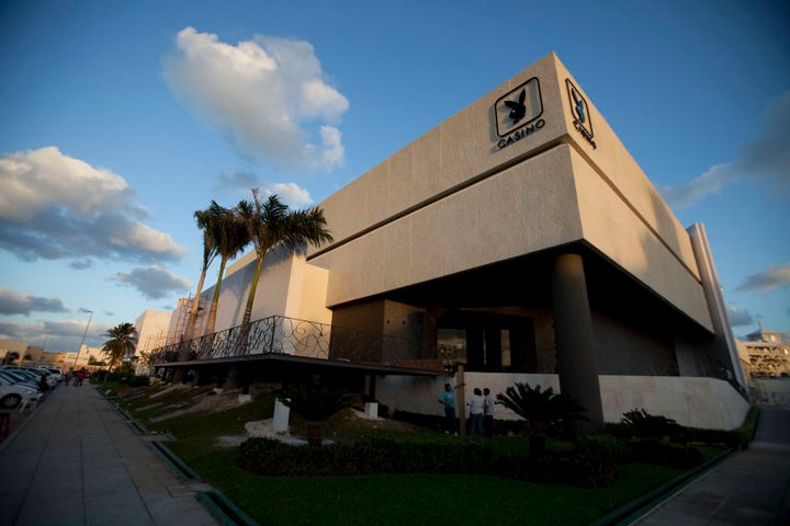 playboy club/casino in cancun mexico