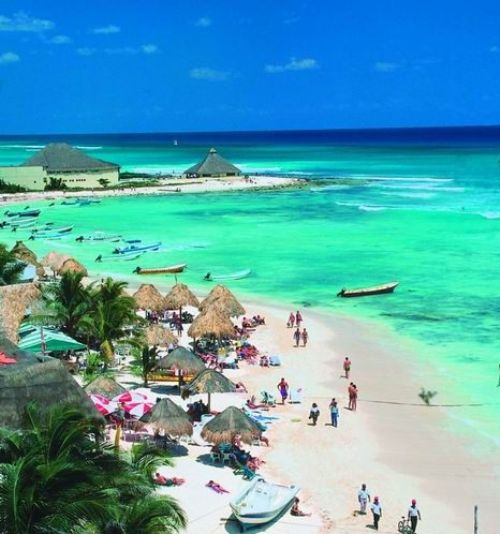 Playa del Carmen Beach - Quintana Roo