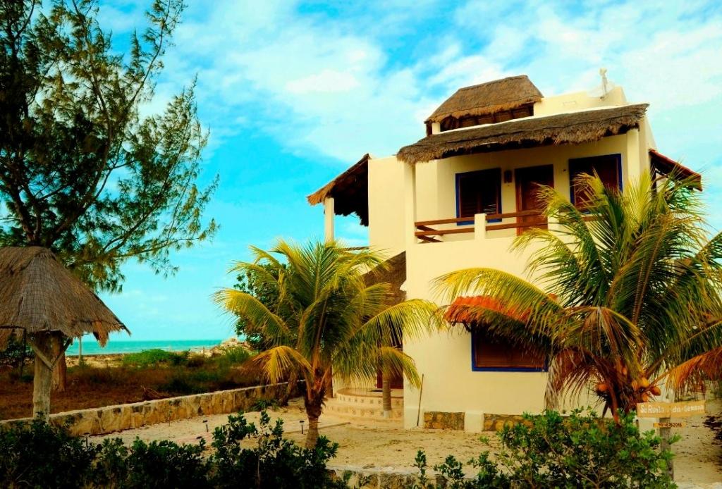 Hotel villas flamingos holbox quintana roo for Villas quintana roo