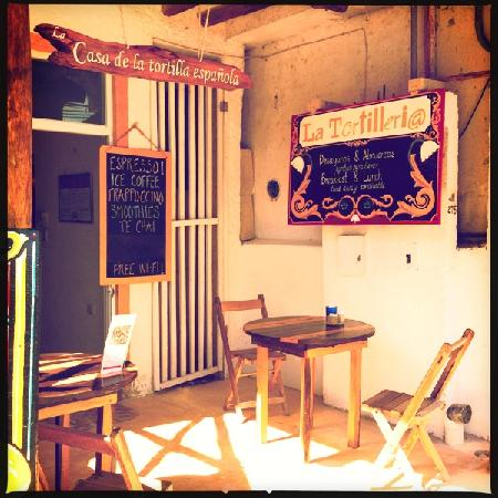 La Tortilleria Holbox Mexico Address and Map