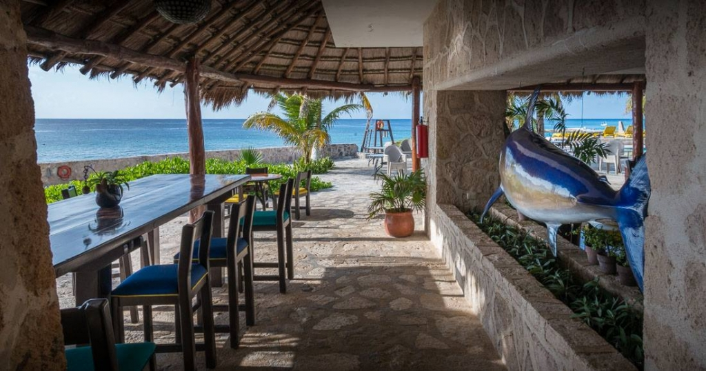 Buccanos Grill Amp Beach Club Cozumel Mexico Address And Map