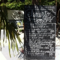 Elemento Ecofriendly Restaurant
