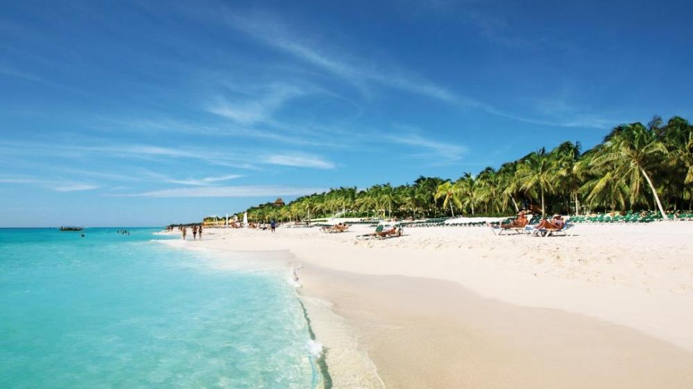 Playa Del Carmen Beach Quintana Roo