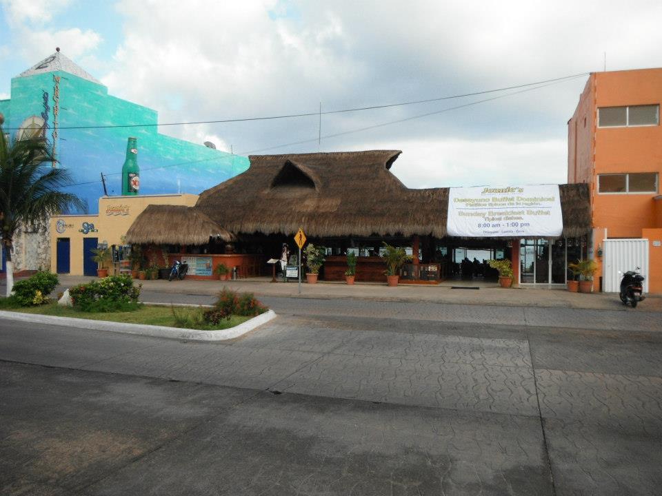 Jeanie S Restaurant Cozumel