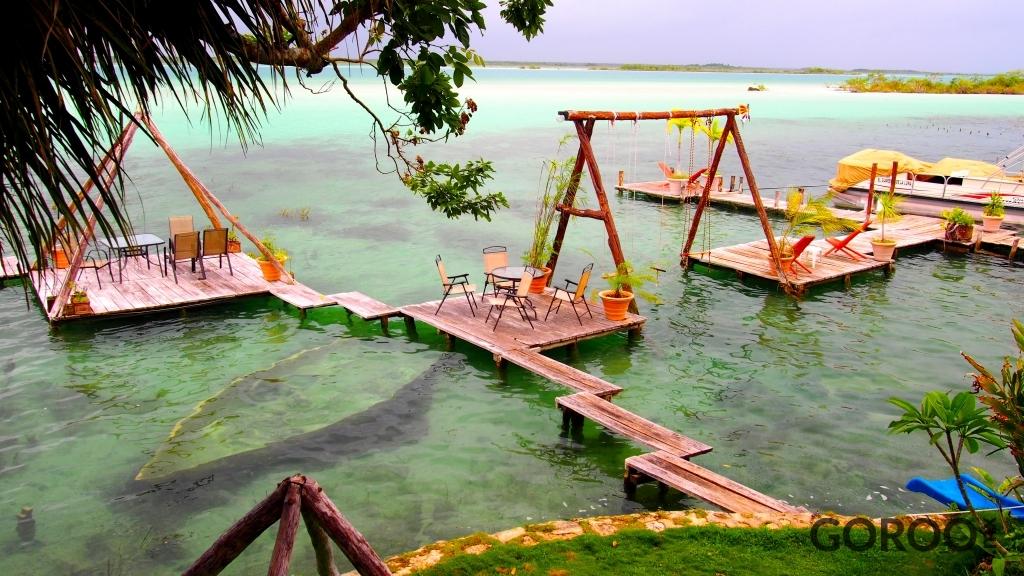 explore bacalar mexico visit bacalar quintana roo. Black Bedroom Furniture Sets. Home Design Ideas