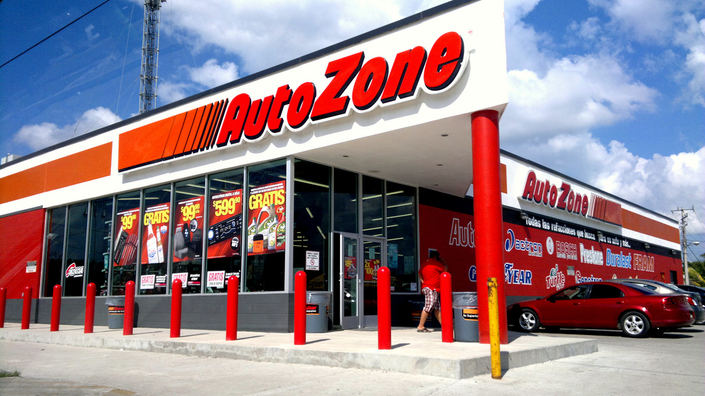 AUTOZONE REWARDS IN MYZONE. If you signed up for AutoZone Rewards at the store, connect your account to MyZone to track your AutoZone Rewards dollars, credits, and purchase history.