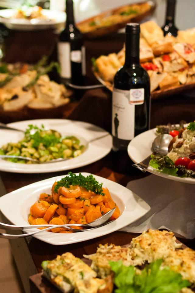 Bottega vino bar con cocina playa del carmen quintana roo - Cocina con carmen ...