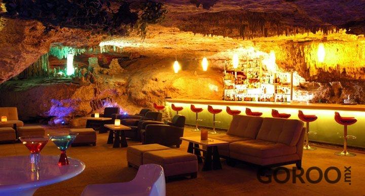 Cave Restaurant Playa Del Carmen
