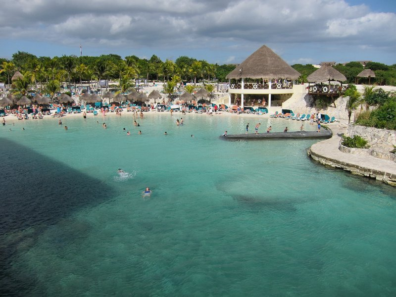 Occidental Grand Xcaret Beach Review
