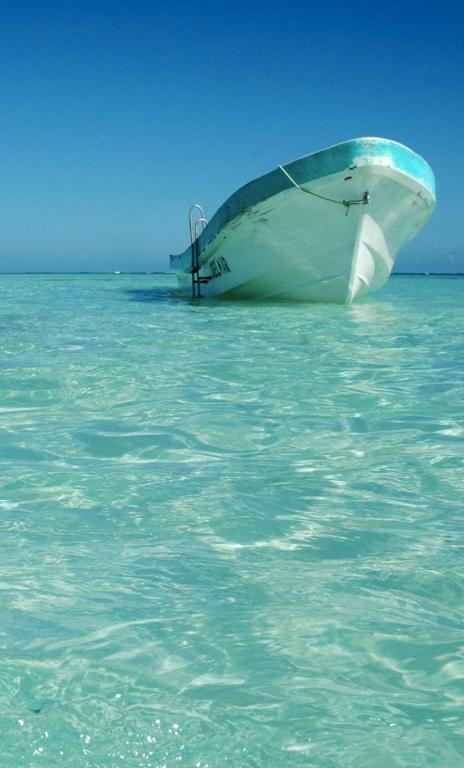 Isla Blanca and Cancun Kiteboarding School Info Spot