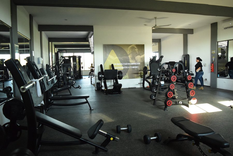 Evolve Fitness Tulum Mexico Address and Map
